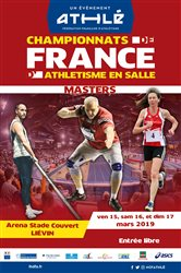 CHAMPIONNATS DE FRANCE MASTERS : CONVOCATION JURY